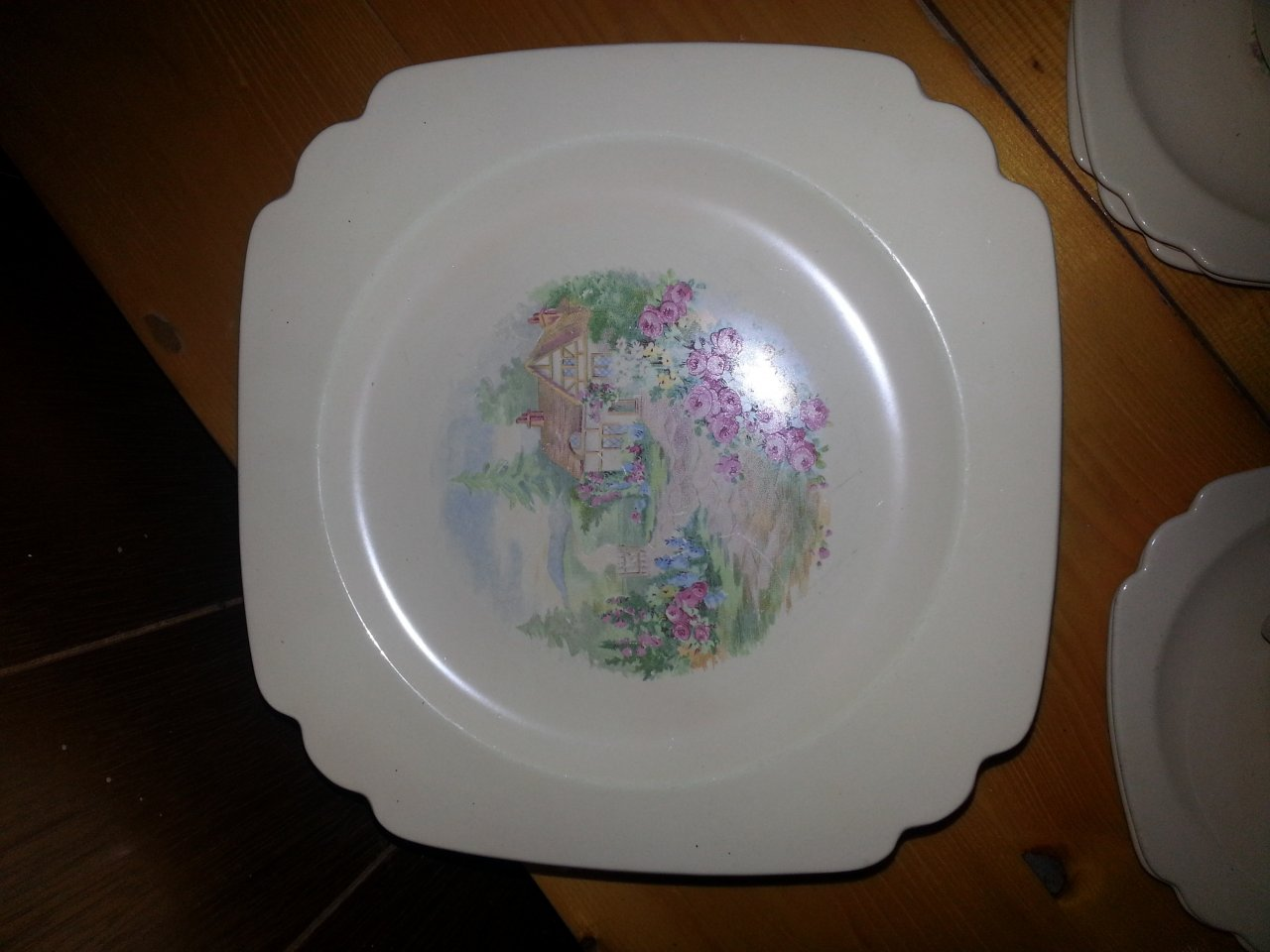 I Also Have A Set Of Homer Laughlin China, It Is A Light Beige And ...