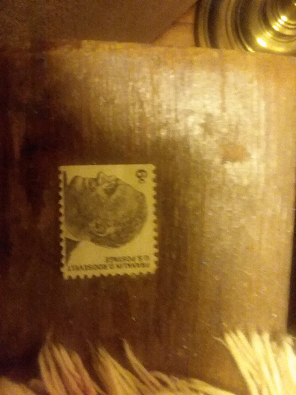 How Much Does A 6 Cent Franklin D Roosevelt Stamp Go For Unused