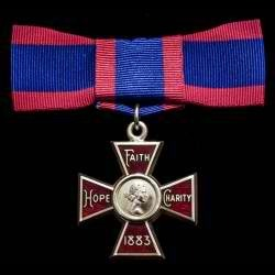 Royal Red Cross Medals Artifact Collectors