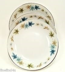 I Have An 8 Piece Set Of Grant Crest Fine China In The Four Seasons ...