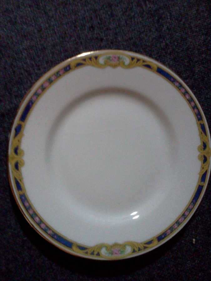 Looking for the pattern name for this Limoges china. Any help appreciated!!... Guest 5 years ago & Looking For The Pattern Name For This Limoges China. Any Help ...