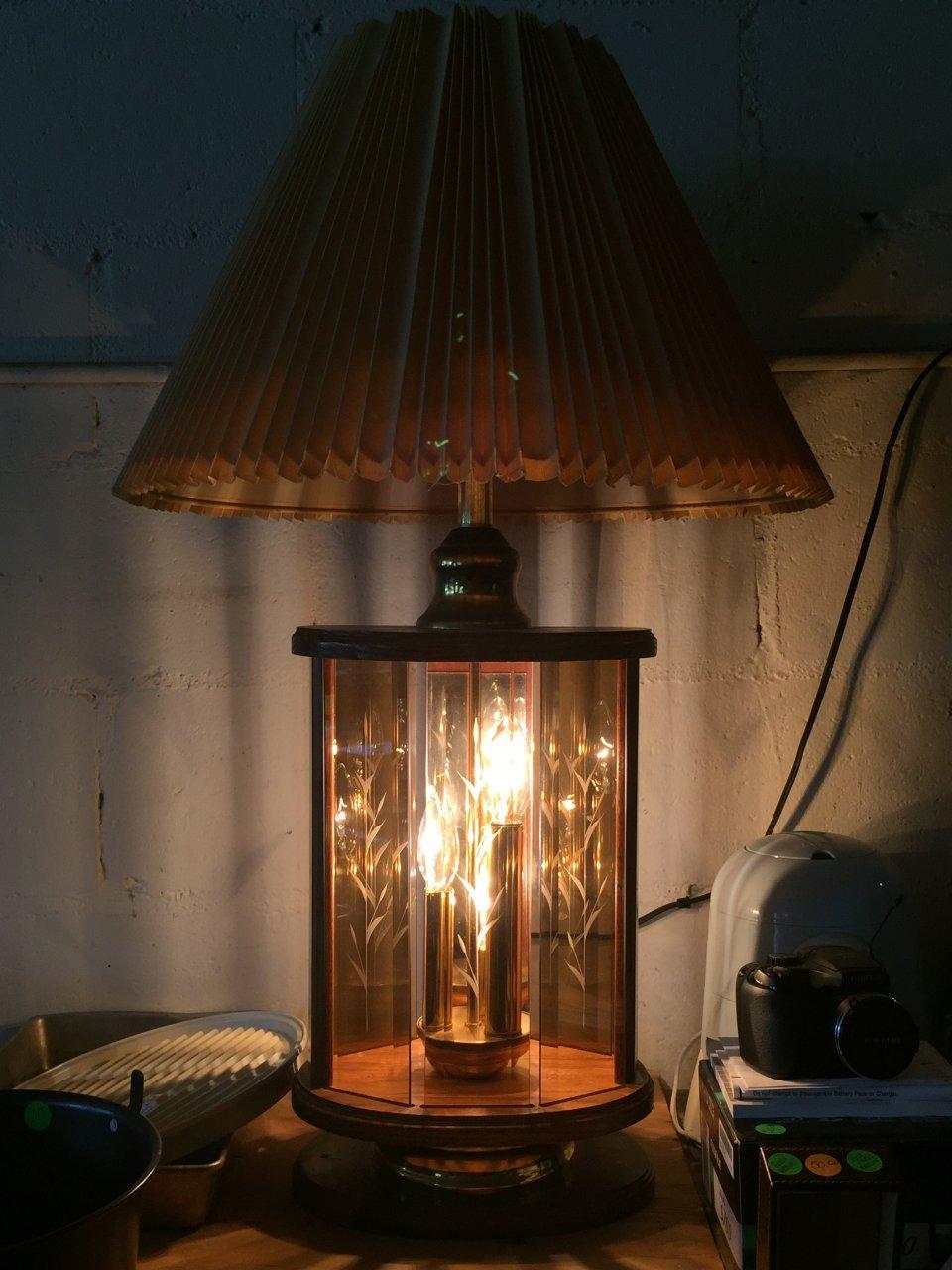 Underwriters Laboratories Portable Lamp Bc