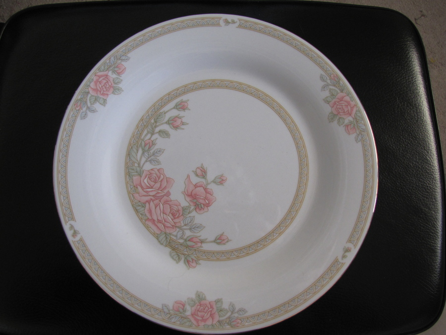 I Have A Complete Set Of CROWN MING FINE CHINA, Made In
