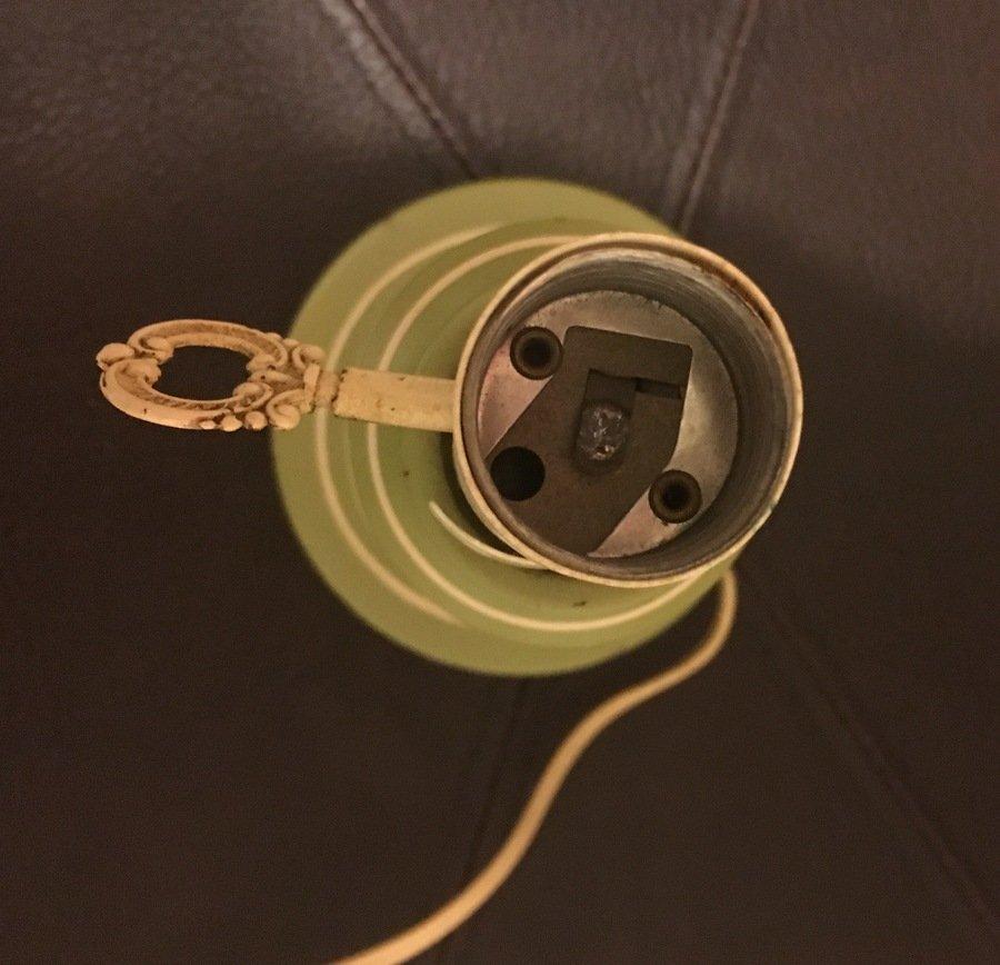 Underwriters Laboratories Portable Lamp E 20773 Artifact