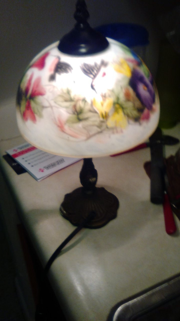 I Have A Underwriters Laboratories Portable Lamp Issue No