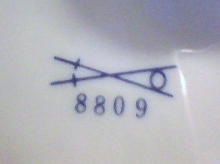 Can You Identify These Porcelain Marks 1 2 3 4 5 6 7 8