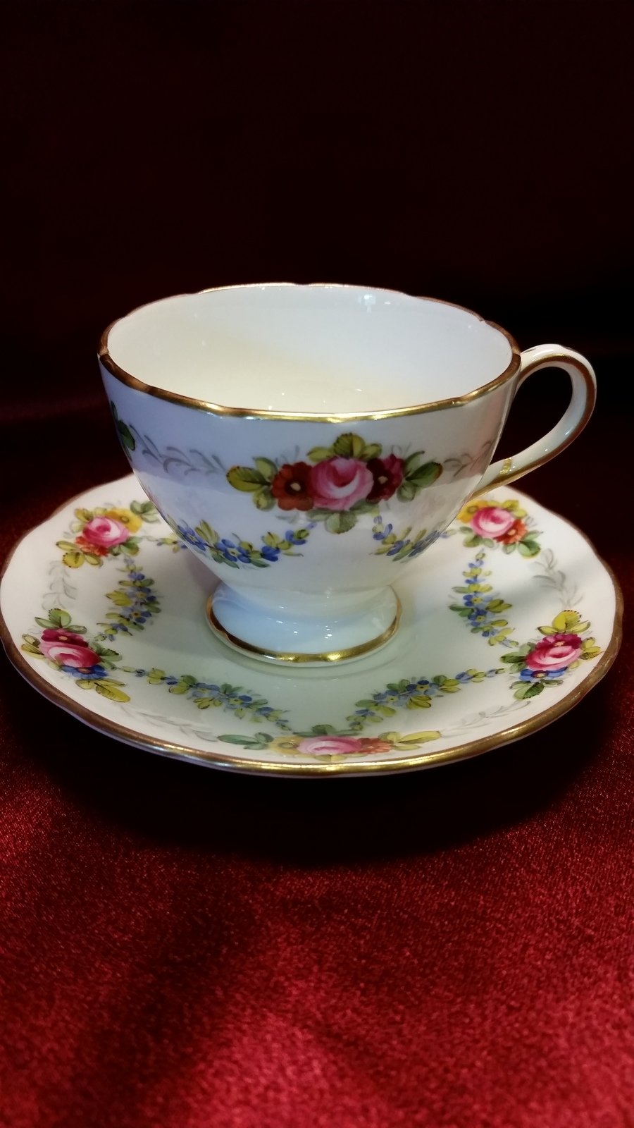 HelloI have a cup and saucer set marked  FOLEY EB u0026 Co CHINA ENGLISH BONE CHINA MADE IN ENGLAND  with a hand written pattern number and x on the bottom of ... & English | Artifact Collectors