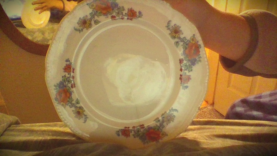 I Have My Grandmother\'s Plate From 1929 By The Edwin M Knowles ...