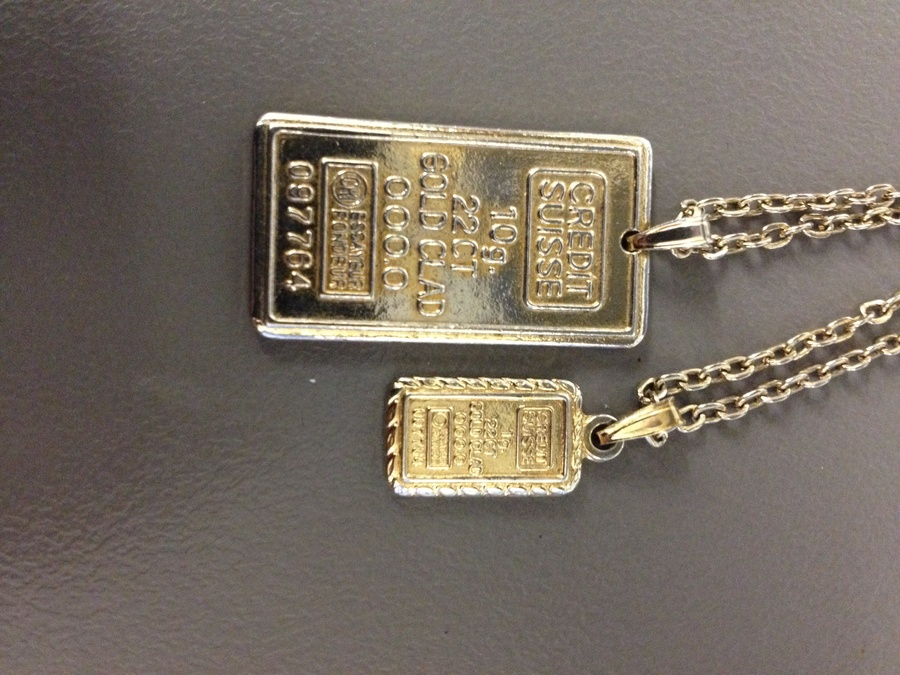 So You Recently Inherited Discovered Bought Some Gold Bullion Bars And Now Want To Know If They Are Real There A Few Key Identifying Marks