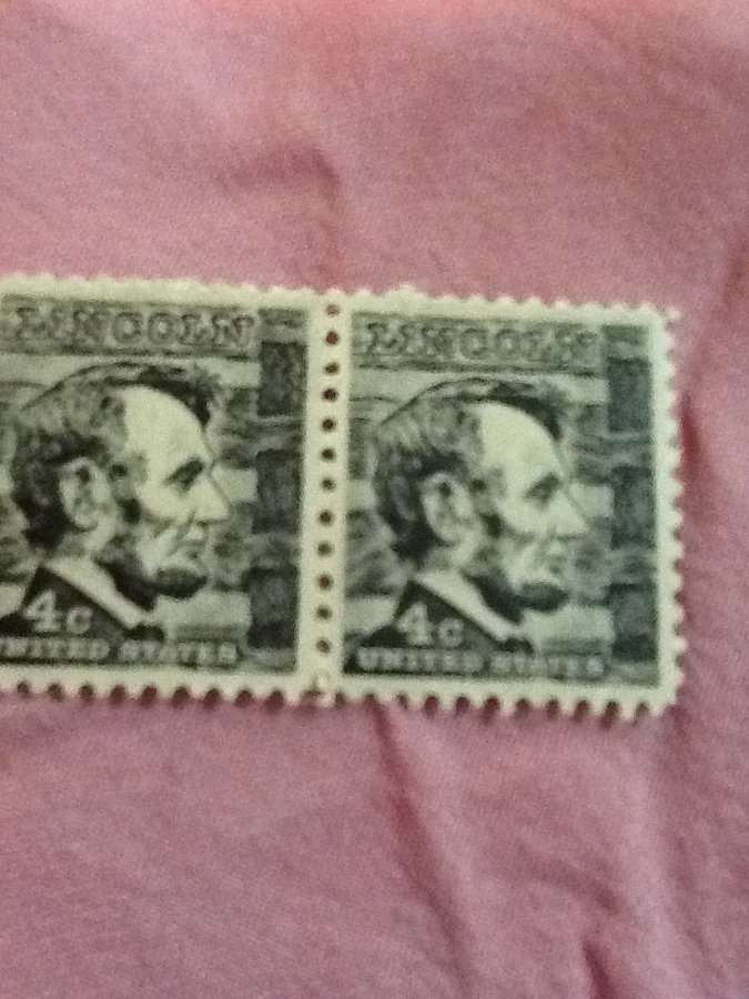 How Much Is An Abraham Lincoln Black 4c Stamp Worth Today Artifact Collectors