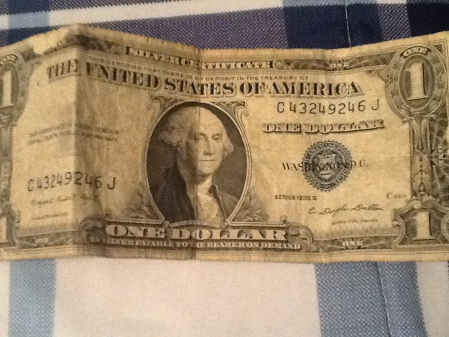 How Much Is A 1935 Silver Certificate Dolor Bill | Artifact Collectors