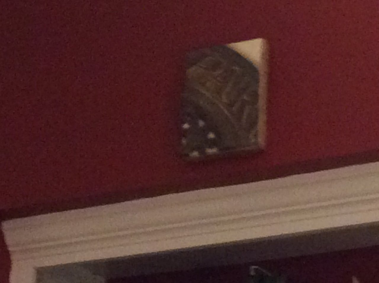 These Are Rather Heavy Plaster Plaques I D Like To Know If I Can Get Anoth Artifact Collectors