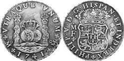 1748 vtraque vnum coin