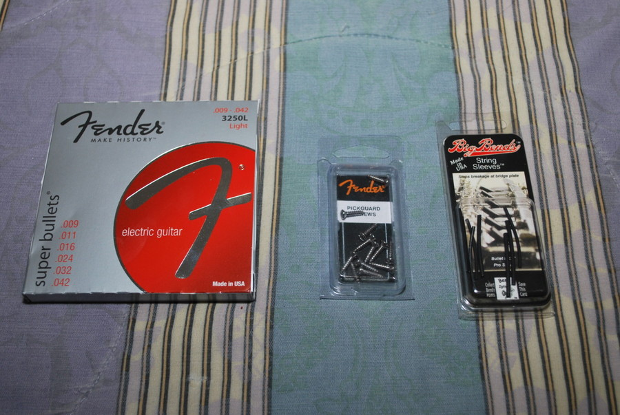Fender Stratocaster Moderation Project | Axe Central
