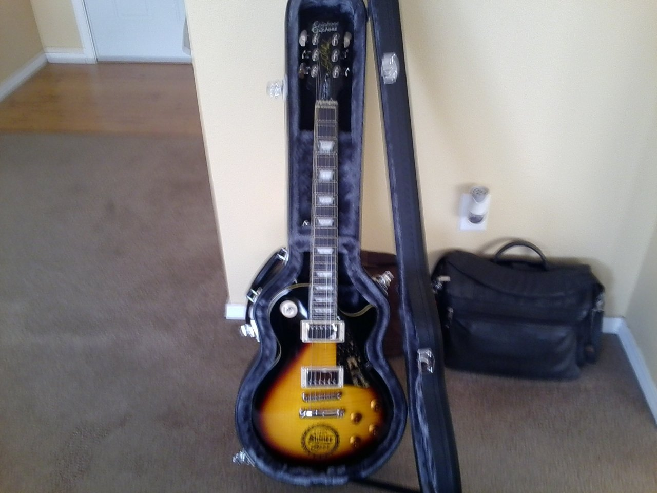 Epiphone Shiner Bock Full
