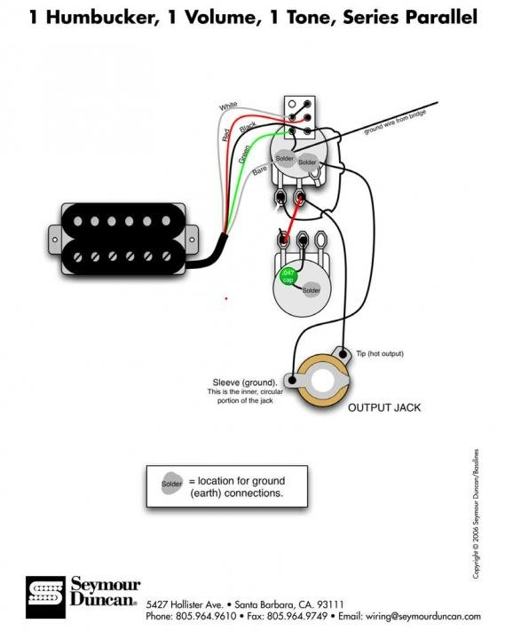 A hondo guitar with no name needs help axe central i use wiring diagram for one humbucker one volume one tone to find the below diagram have a hoot swarovskicordoba