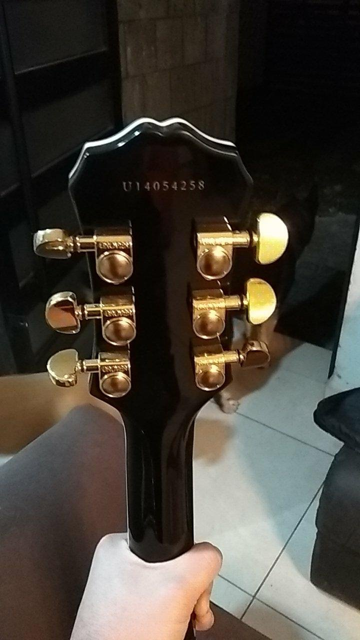 More dating les paul custom minor anal fuck