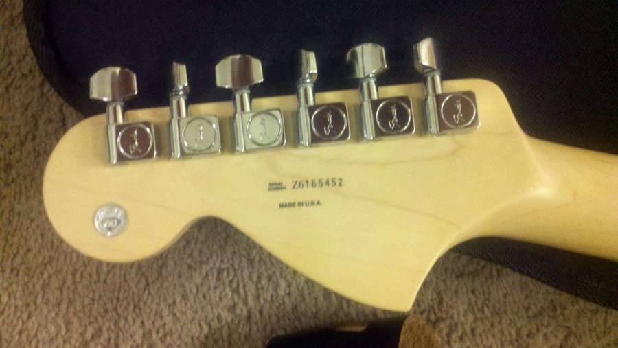 How Much Is My Fender Stratocaster Worth Serial Is