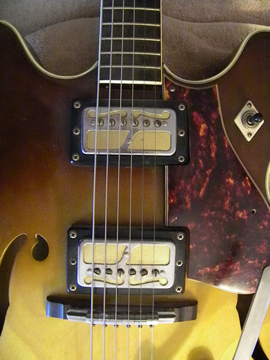 harmony electric guitar axe central. Black Bedroom Furniture Sets. Home Design Ideas