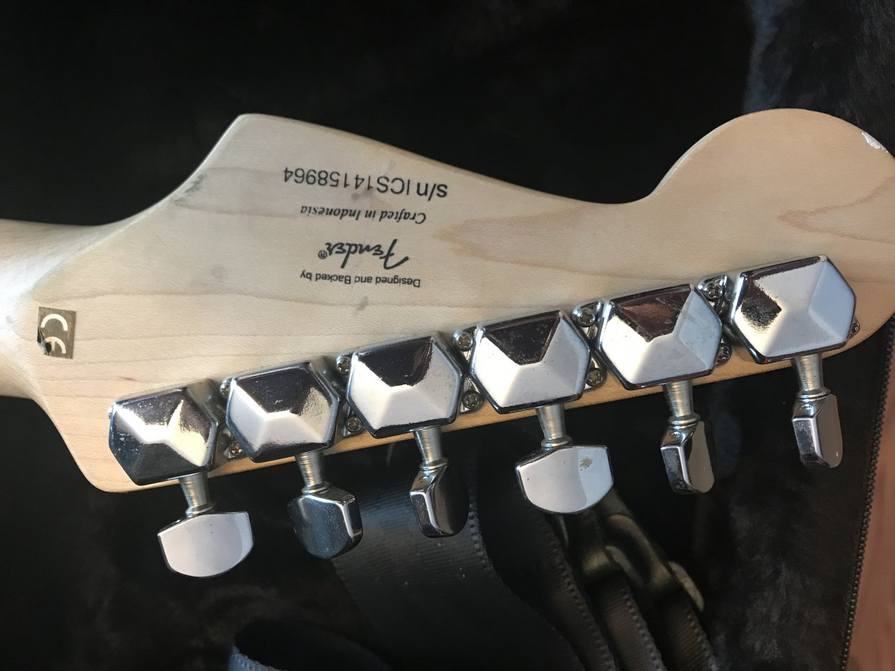 I Have A Fender Squier Bullet Stray That Is Crafted In