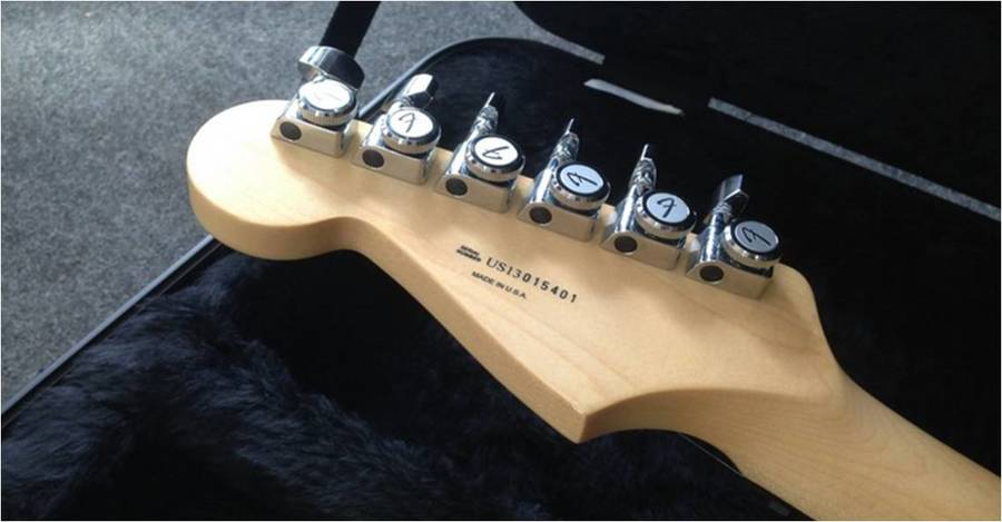 Dating a Squier Affinity Strat
