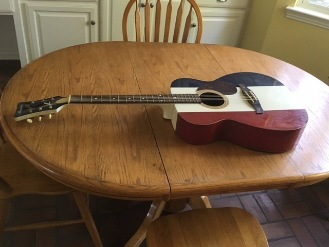 Harmony guitar numbers vintage serial Apologise, but,