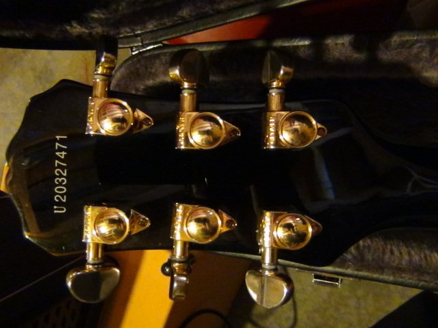 Gibson And Epiphone Guitars Serial Number Guide