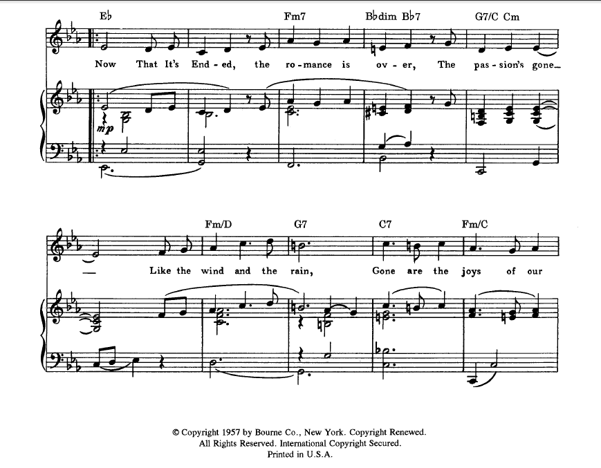 Sheet Music Of Charlie Chaplin | Charlie Chaplin Club