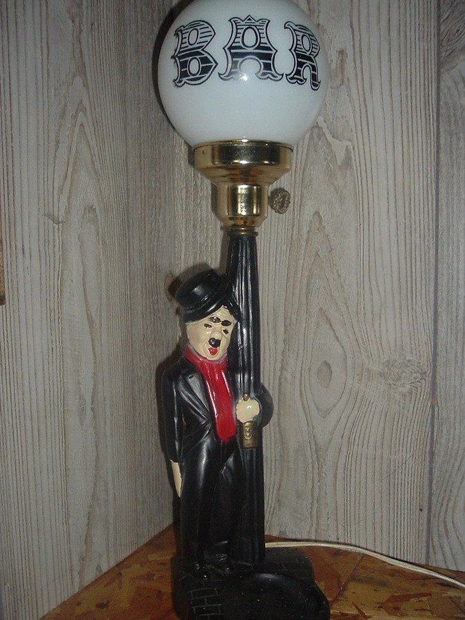 I Just Purchased A Charlie Chaplin Bar Light. It Is In Excel ...