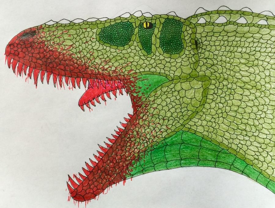 Species Dinosaur Home