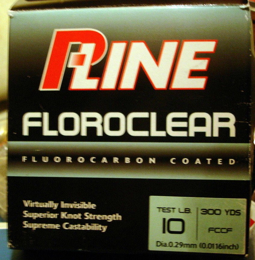 Monofilament Fluorocarbon And Braided Lines Compared Fishing Talks