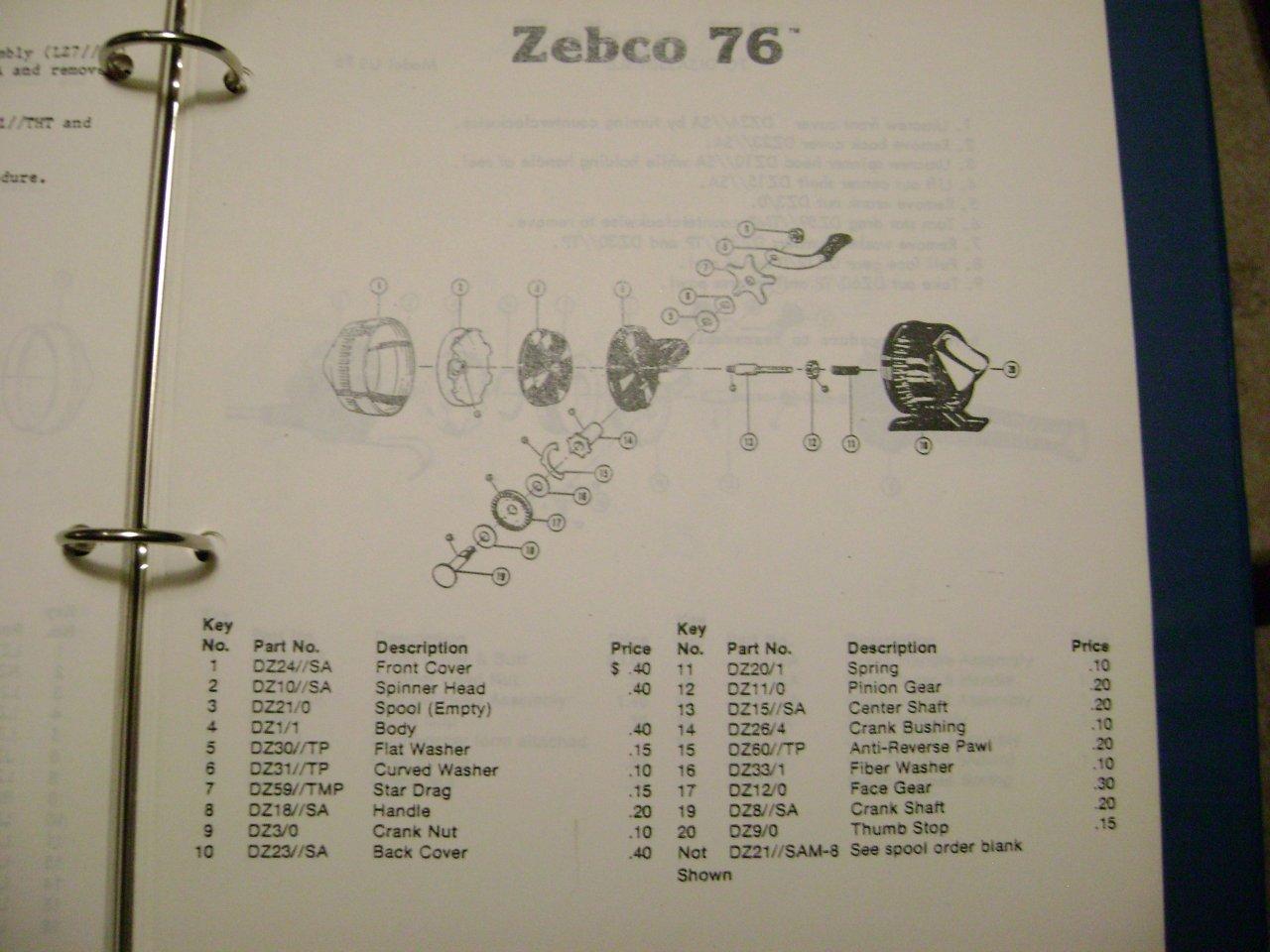 zebco org \u2013 the definitive \u0026 authoritative source for quantum reel disassembly samsung rl39wbms service manual repair