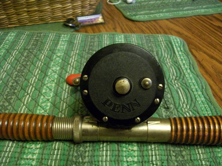 I Have 2 Old Rods With Reels That I Would Like To Know More About ...