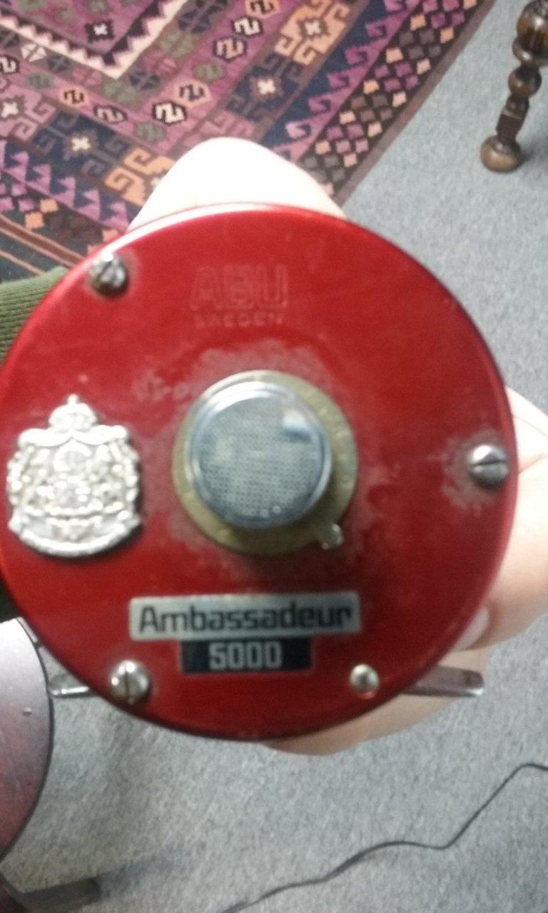 Abu Ambassadeur 5000 dating