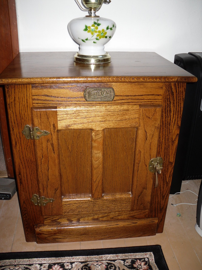 Ice Box My Antique Furniture Collection