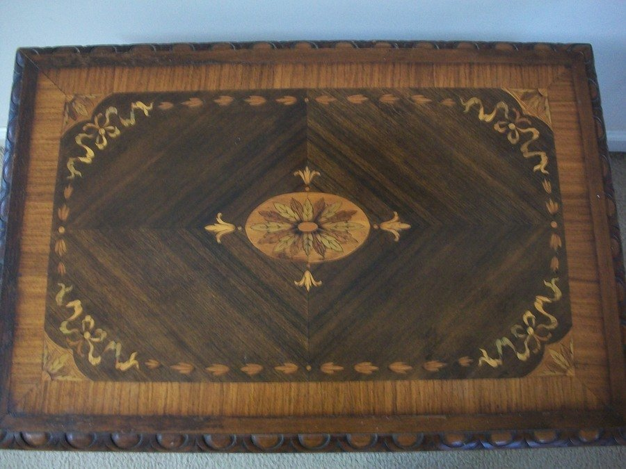 I Have Antique Table From John M Smyth And I Want To Know