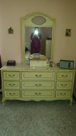 Henry Link French Provincial Bedroom Set | My Antique Furniture ...