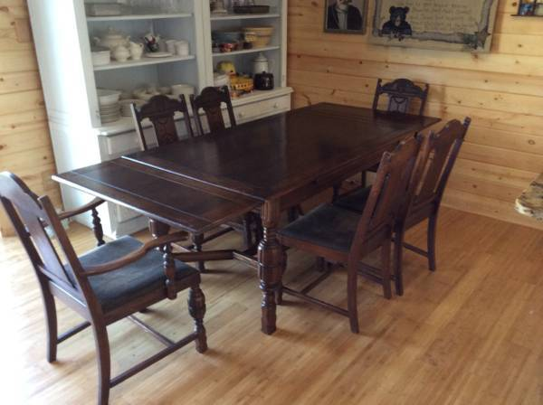 1920u0027s Thomasville Dining Set Questions? Thomasville Dining Set ... 2 Years  Ago