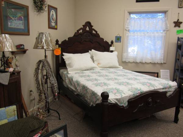 1800 S Bed Frame Eastlake My Antique Furniture Collection