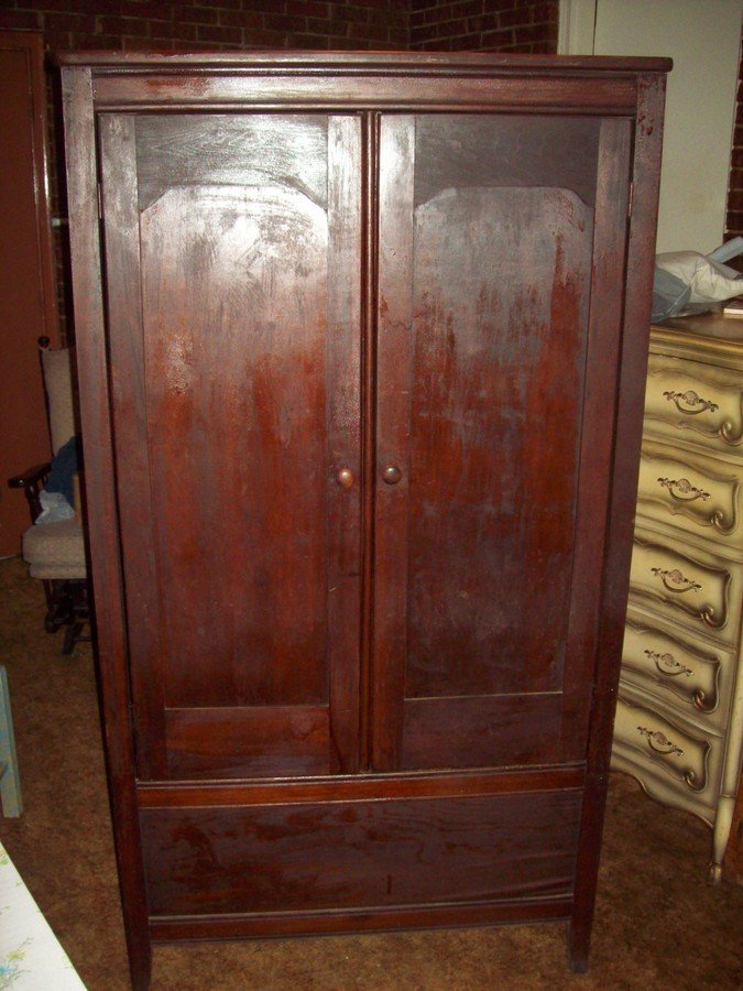 Help With Old Cedar Chest And Two Wardrobes My Antique