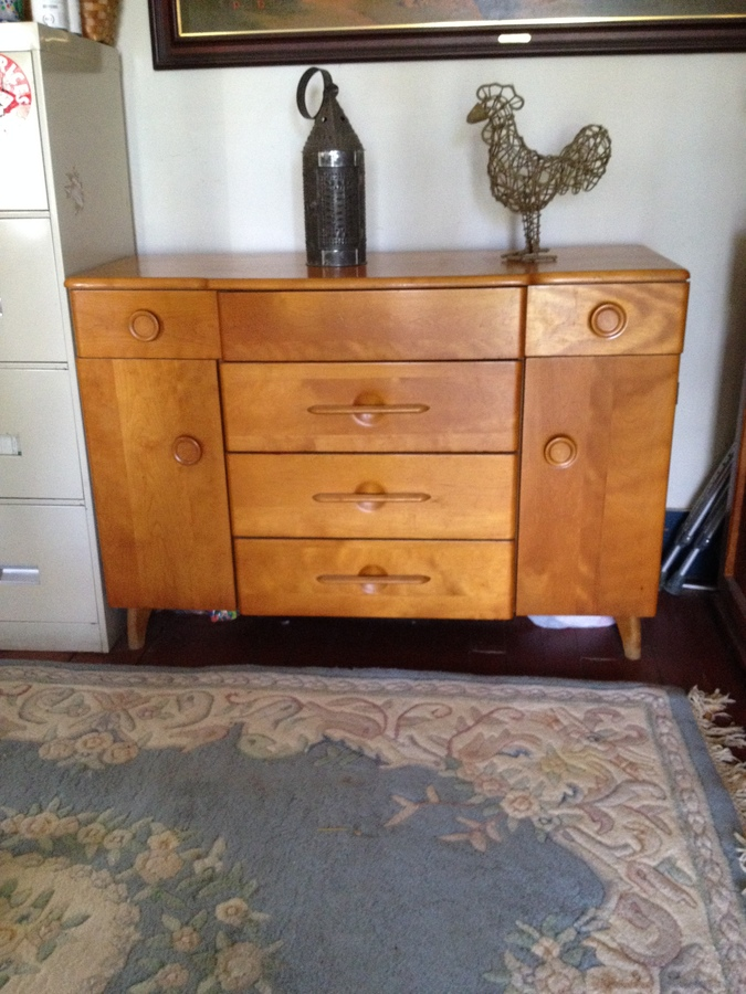 Temple Stuart Hutch And Buffet My Antique Furniture