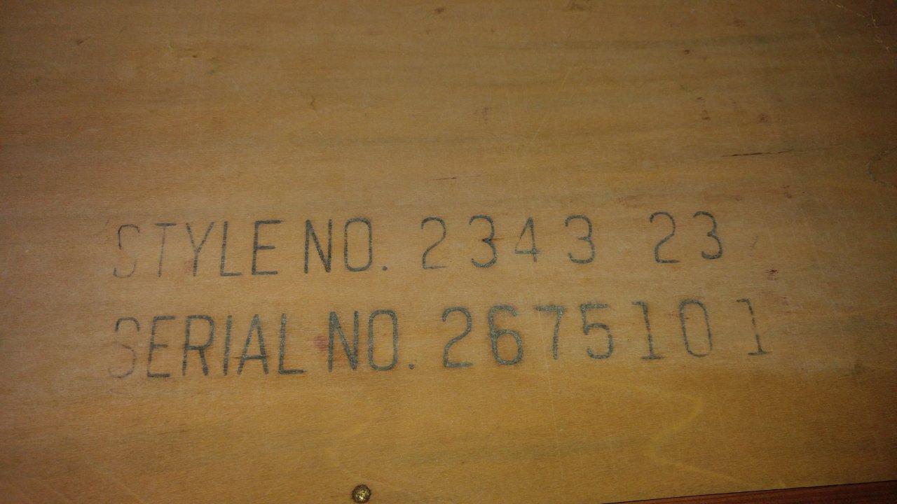 Thermador Serial Number Lookup