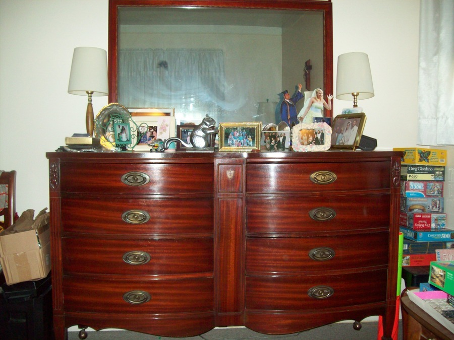 Dixie Bedroom Set My Antique Furniture Collection
