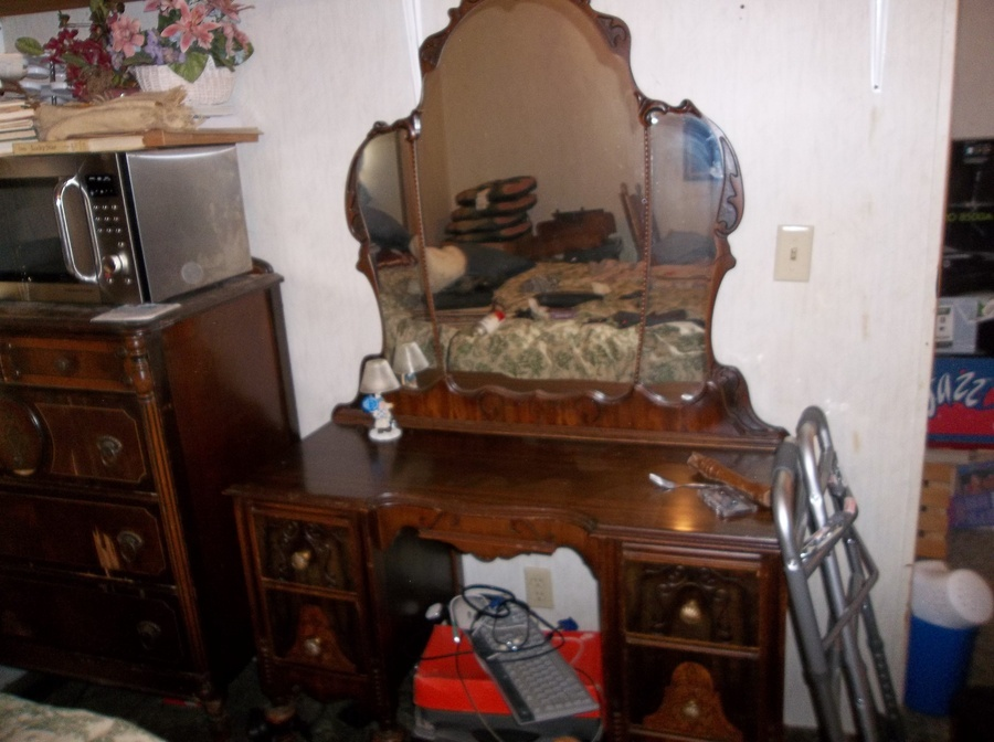 Do You Know How Much A Montgomery Ward Antique Triple