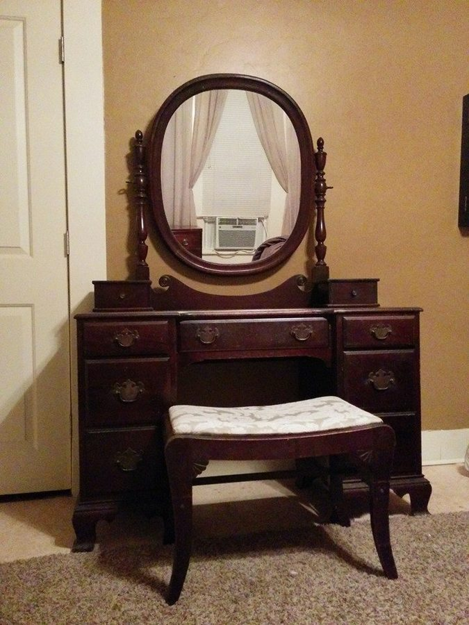 Owosso Mfg Co Vanity My Antique Furniture Collection