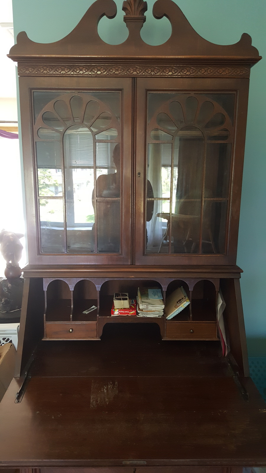 Lookup A Number >> Rockford Secretary | My Antique Furniture Collection
