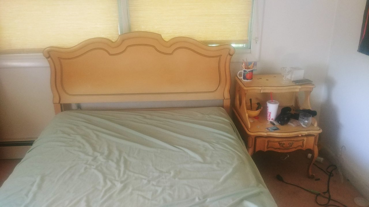 I Have A French Provincial Bedroom Set Made By The