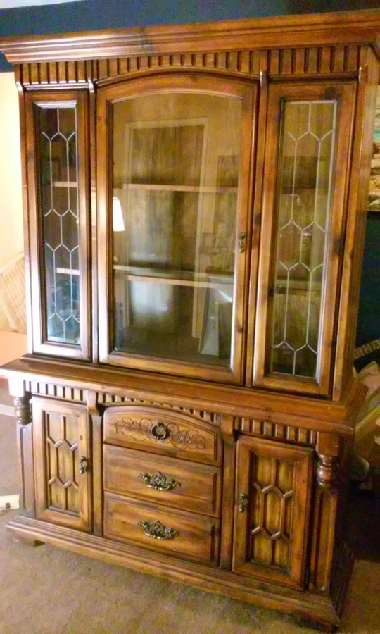 Can Someone Date My China Cabinet My Antique Furniture