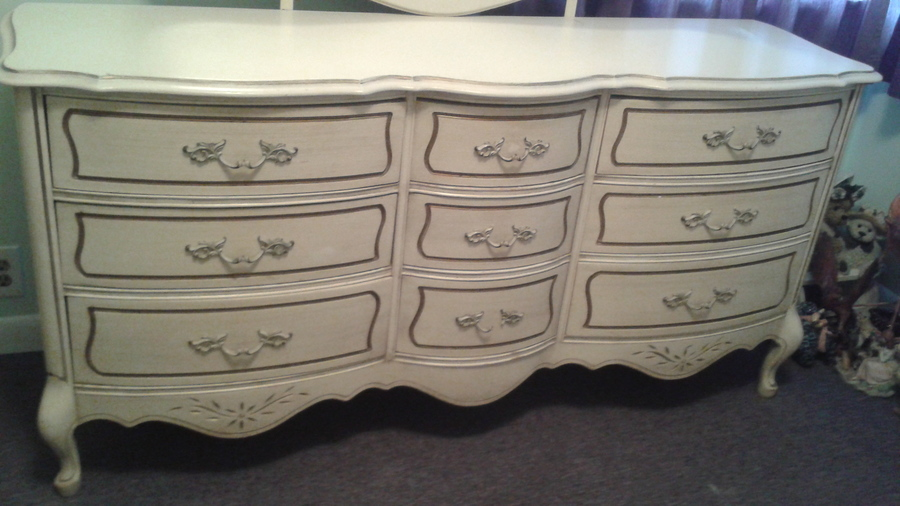 Dixie French Provincial My Antique Furniture Collection