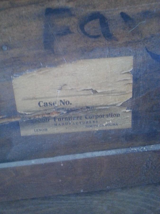 Lenoir Dresser My Antique Furniture Collection